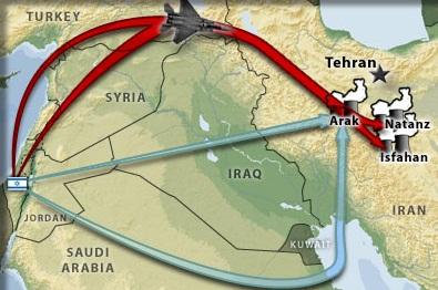 la proxima guerra israel ataque a iran nuclear